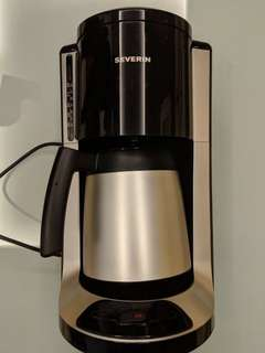 Severin coffee maker (moving sale)