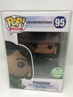 Funko Pop Pharah 2017 spring Exclusive