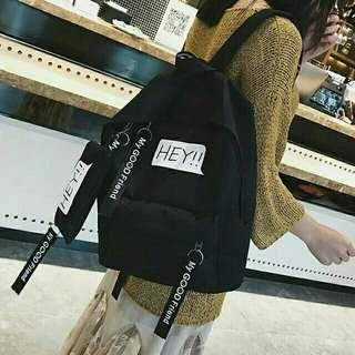 """ HEY""Backpack代购"