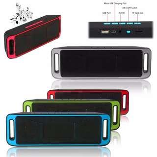 208 Wireless Bluetooth Speaker