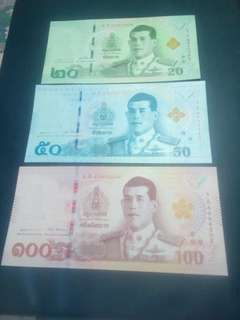 Thailand New Note