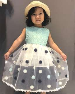 Lil Princess Raya Dress