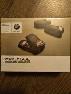 BMW Key Case - Red