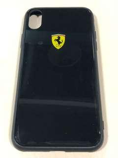 Scuderia Ferrari IPhone X case