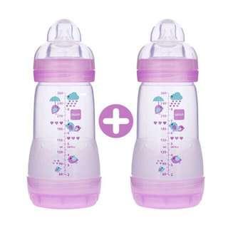 MAM Easy Start Anti-Colic Bottle 260ml Twin Pack