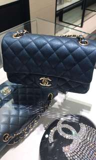 Limited edition chanel mini rectangle exclusive in Euro