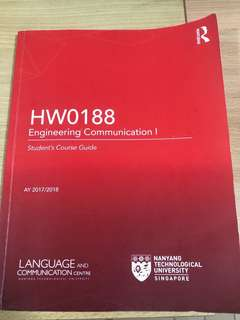 Hw0188 engineering communication