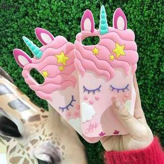 TRENDY SLEEPING UNICORN CASE
