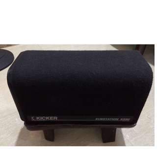KICKER Subwoofer KS80