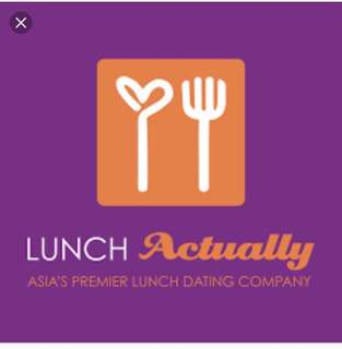 Lunch Actually Membership (only for Men) - reduced price