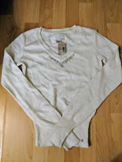 BNWT American Eagle angora sweater