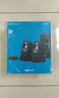 ◎柏克二手專賣◎ 羅技 Logitech Z213 多功能音箱 喇叭