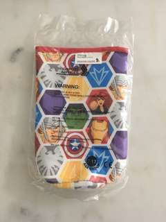 Water Bottle Cover by SQ - Avengers theme