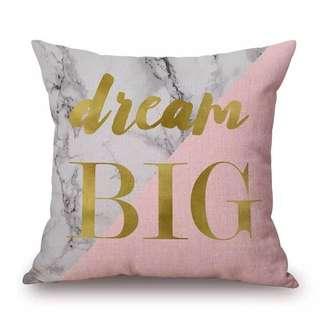 Elegant cushion cover