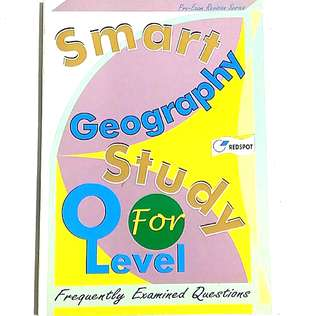 Smart Geography Study For O Level ( Frequently Examined Questions ) By Redspot Publication