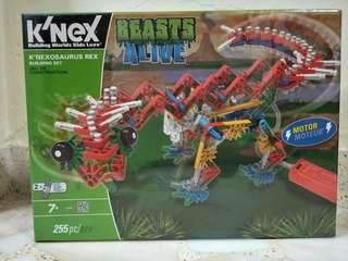K'NEX -BEASTS ALIVE