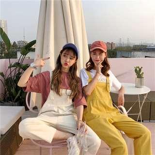(P.O) Pastel Coloured Jumpsuits