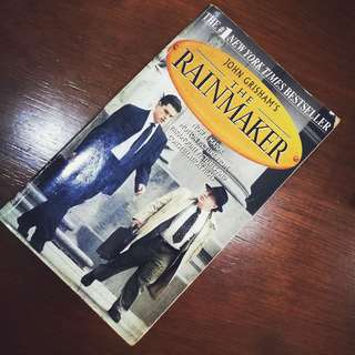 The Rainmaker (John Grisham)