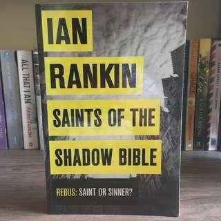 Saint of the Shadow Bible by Ian Rankin