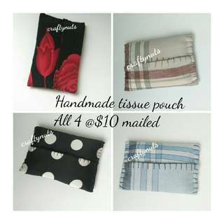 Tissue Pouch