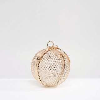 Metal Globe Bag
