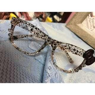 Kitty glasses frames