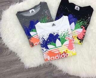 Adidas top (F)