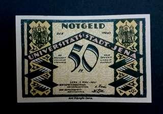 Vintage old notes