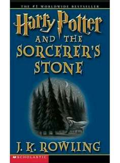 JK Rowling's Harry Potter And The Sorcerer's Stone