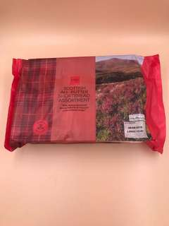 英國直送 Marks & Spencer Scottish Shortbread All Butter Assorment 450g