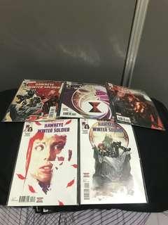 Marvel comics tales of suspense 100-104