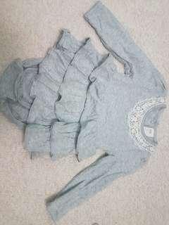 H&M onesie