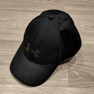 Under Armour STORM Cap (LG/XL) Black/Charcoal
