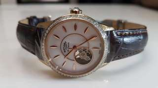 40% discounted Luxury automatic ladies watch