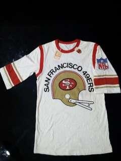 Vintage DEADSTOCK NFL 49ers
