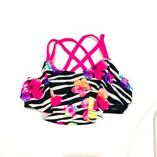 🍁 kids swimsuit top