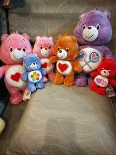Care Bear Set