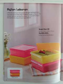Tupperware promo mei