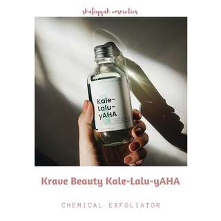 Krave Beauty Kale Lalu Yaha
