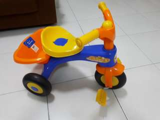 Basikal 3 Roda (Baby Tricycle)
