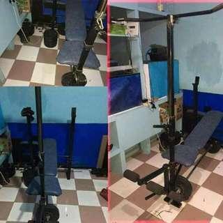 Bench Press All Set