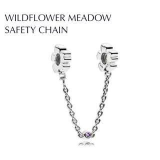Bnis pandora WILDFLOWER MEADOW SAFETY CHAIN
