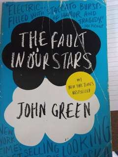The Fault in Our Stars versi english