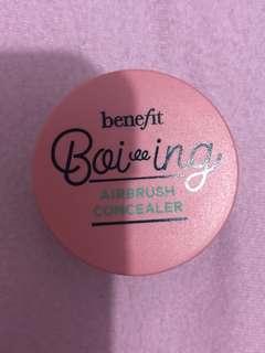 Benefit Boiing