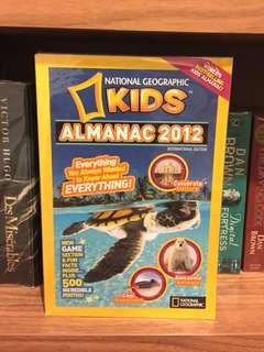 Kids Almanac 2012