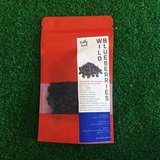 Wild Blueberries (60g)