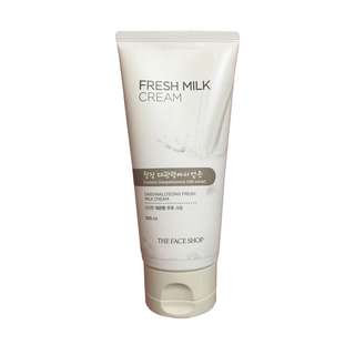 The Faceshop Daegwallyeong Fresh Milk Cream