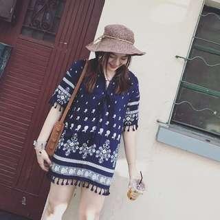 Blue Beach Dress #20under