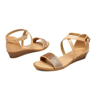 BN Women Fashionable Casual Comfortable Flat Heeled Sandals/ Shoes/ Boots