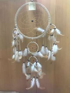 Peach Dream Catcher